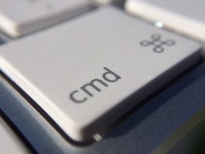 Clavier pour taper le premier billet d'un blogue de sécurité