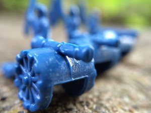 canon bleu