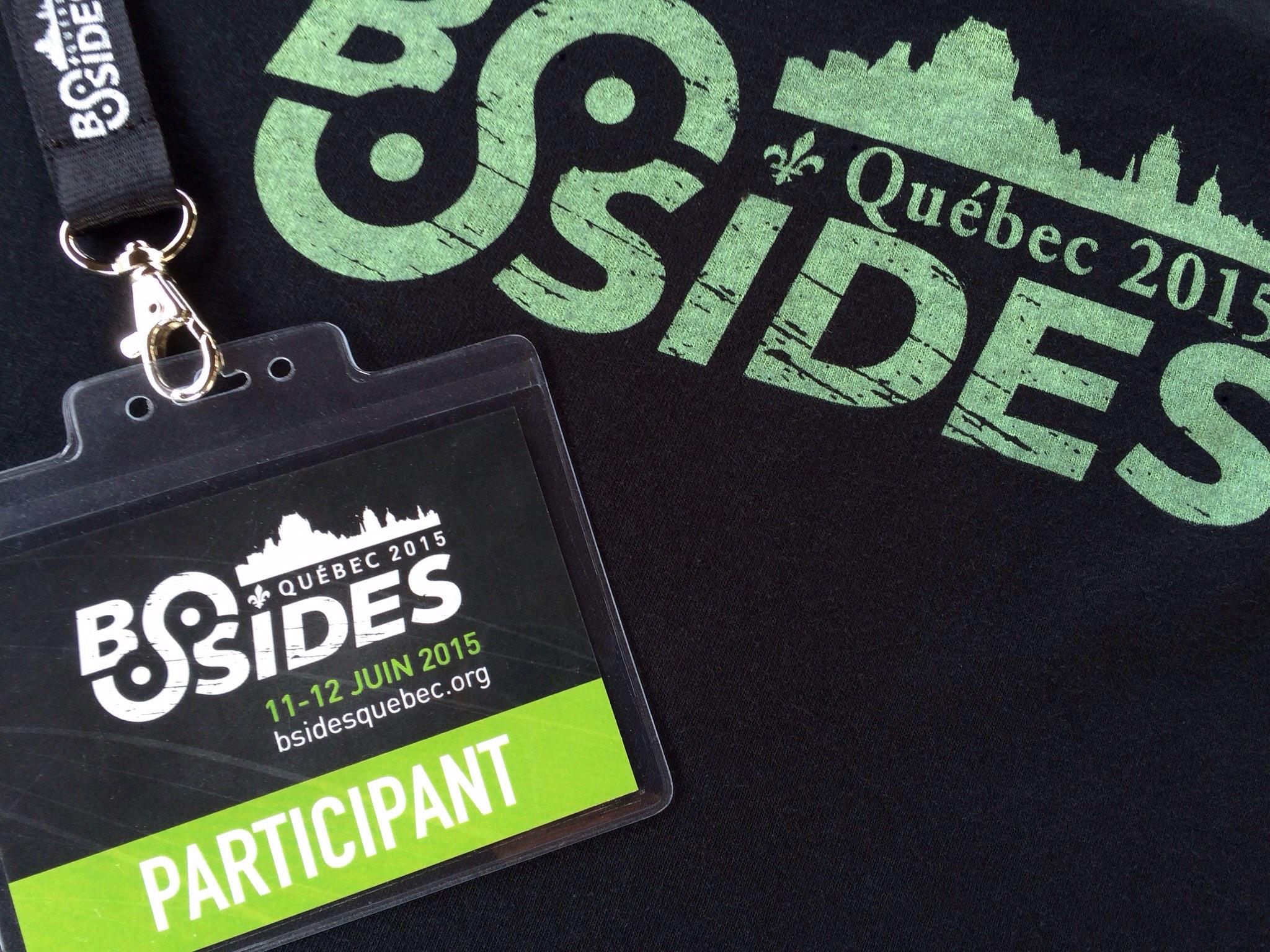 BSides Québec 2015